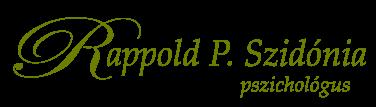 Rappold P. Szidónia – Pszichológus Győr, pszichológus Győrben